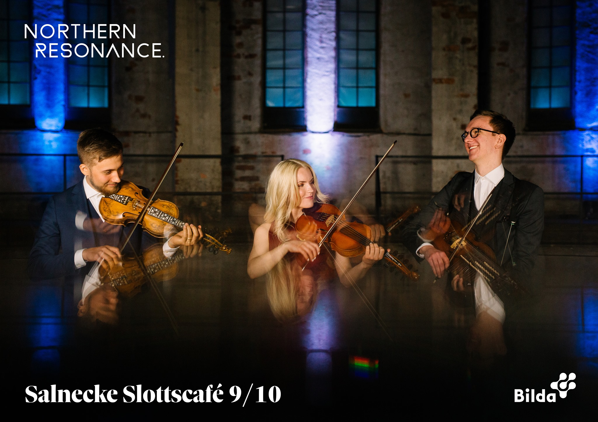 Northern Resonance på Salnecke Slottscafé, 9 oktober 2020 kl 19.00